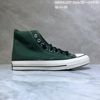 DCCK2 C053 Converse Chuck Taylor All Star 70S High Skate Shoes Green