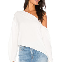 AQ/AQ Velma Top in White | REVOLVE