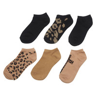 Mixed Animal Sock Pack | Wet Seal
