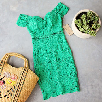 Fern Lace Dress