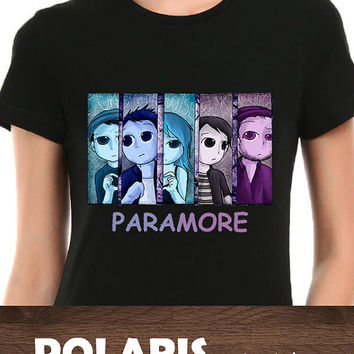 paramore, Custom T-shirt, print screen T-shirt, Awesome T-shirt for Women, Size xs,s, m, l, xl, xxl, 3xl