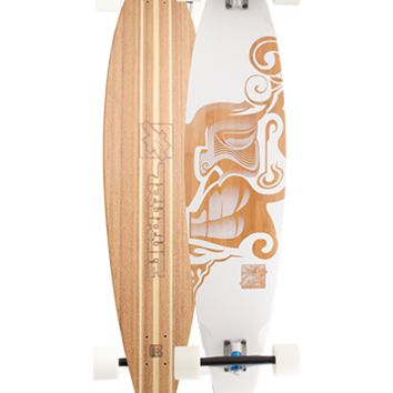 Hawaii Hook Trurute Longboard