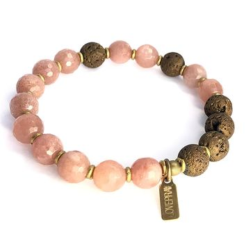 Sunstone Essential Oil Bracelet