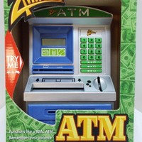 Zillionz Savings Teller ATM Bank