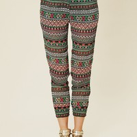 Free People Chiffon Trouser