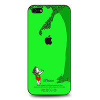 The Giving Tree Apple iPhone 5 | 5S case