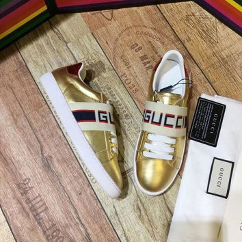 Gucci:Trending Fashion Casual Sports Shoes-15