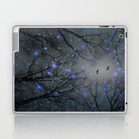 The Sight of the Stars Makes Me Dream (Geometric Stars Remix) Laptop & iPad Skin by soaring anchor designs ⚓