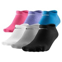 Academy - Nike Women's No-Show Lightweight Training Socks 6-Pack