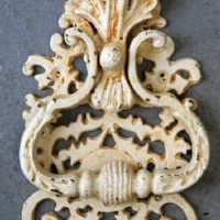 Ornate Aged Door Knocker