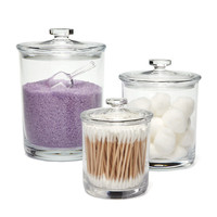 Bliss Acrylic Canisters