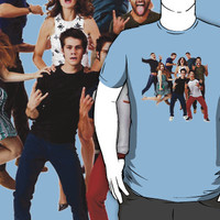 Teen Wolf Cast T-Shirts & Hoodies