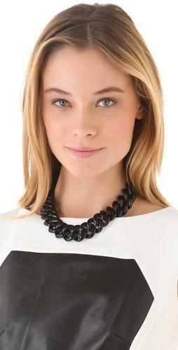 Marc by Marc Jacobs Key Items Candy Turnlock Necklace   SHOPBOP