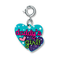 CHARM IT! Daddy's Girl Charm