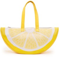 Lemon Super Chill Cooler Bag by Bando