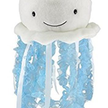Cuddle Barn Bubbles the Jellyfish Glowing Melodic Stuffed Plush Toy by Cuddle Barn