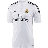 adidas Men's Real Madrid White Home Replica Jersey