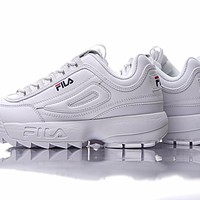 FILA  Men Women Fashion relaxation exercise shoes