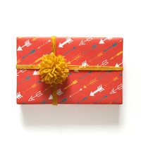 Arrows Wrapping Paper