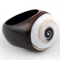 Wood Rings | Coconut Jewelry