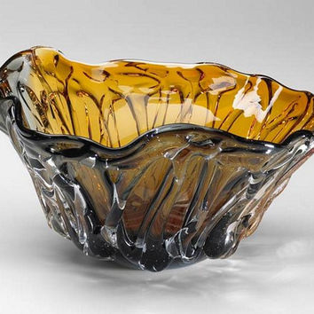 Cyan Design Duo Art Glass Bowl - 04241