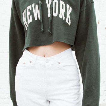 Keely New York Hoodie - Graphics