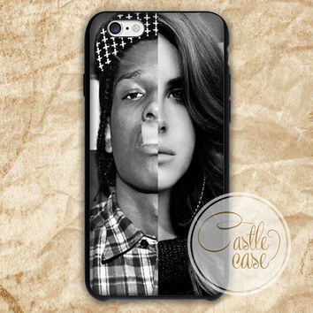 Primo Magazine Asap Rocky Lana Del Rey iPhone 4/4S, 5/5S, 5C Series Hard Plastic Case