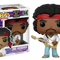 Funko Pop Rocks: Music - Jimi Hendrix Woodstoc 54 14352