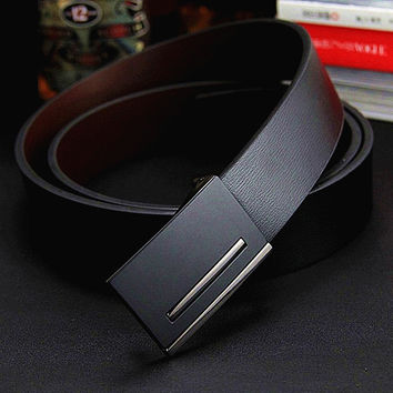 Letter Belts For Men