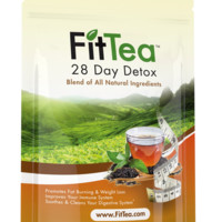 28 Day Fit Tea Detox
