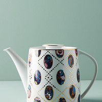 Liberty for Anthropologie Mabelle Floral Teapot