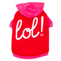 "Grreat Choice® ""LOL!"" Hooded Tee"