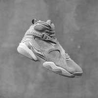 Best Sale Nike Air Jordan 8 - Cool Grey