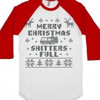 White/Red T-Shirt | Christmas Vacation Shirts