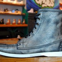 Sebago - Lighthouse Lace-Up Boot - Gray