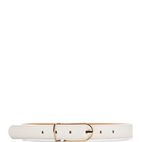 Thin Leather Belt by Maison Boinet - Moda Operandi