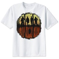 "Stranger Things ""4 friends"" T-Shirt"