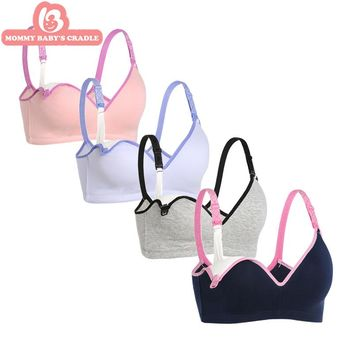 MOMMY BABY'S CRADLE Maternity Nursing Bra Pregnancy Clothes sleep bras for pregnant women Breastfeeding bra underwear Clothing