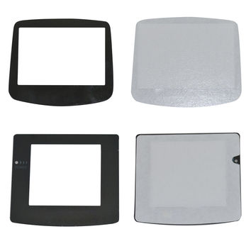 For GBC GBA Screen Replacement Plastic Display For Game Boy - Advance Color Protector Lens for Nintendo Gameboy Color Advance