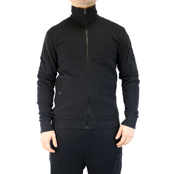 G-Star Omes French Terry Athletic Vest Sweat Jacket - Mens