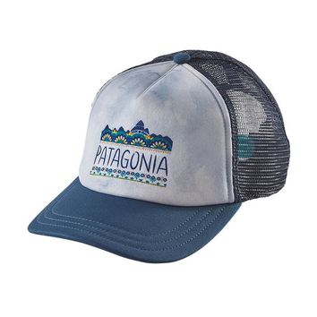 Patagonia Women's Femme Fitz Roy Interstate Hat | Glass Blue