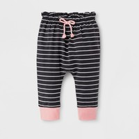 Baby Girls' Jogger Pants -Cat & Jack™ ™ Charcoal