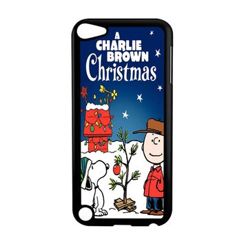 Charlie Brown Christmas iPod Touch 5 Case