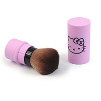 Hello Kitty Face Powder Brush