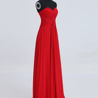 Sexy red simple cocktail skirt prom dresses, evening dresses free shipping prom dress