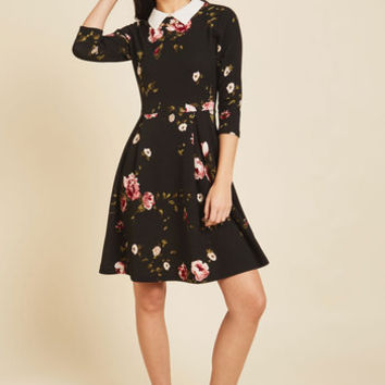 Simplistic Sophistication A-Line Dress | Mod Retro Vintage Dresses | ModCloth.com