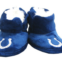 Indianapolis Colts Slippers - Baby High Boot