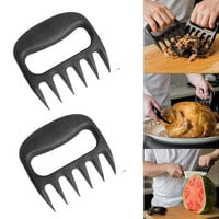 Stylish On Sale Cute Easy Tools Kitchen Helper Hot Deal Hot Sale Home BBQ Tools Flesh Tearing Kitchenware [6033523649]