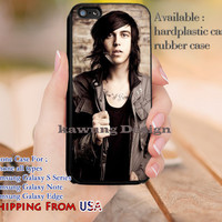 Sleeping With Sirens Kellin Quinn iPhone 6s 6 6s+ 5c 5s Cases Samsung Galaxy s5 s6 Edge+ NOTE 5 4 3 #music #sws dl12
