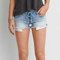 AEO DENIM X SHORTIE